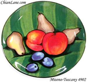 Picture of Misono - Tuscany 4902 - Dinner Plate
