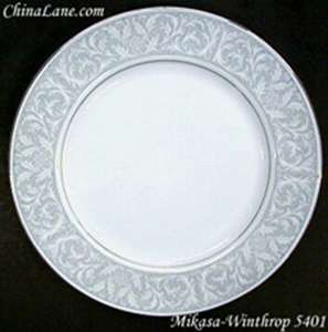 Picture of Mikasa - Winthrop 5401 - Dinner Plate