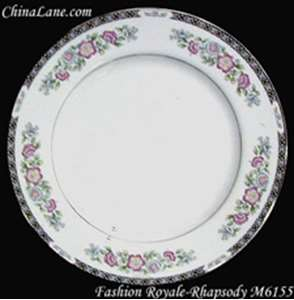 Picture of Fashion Royale - Rhapsody - Dinner Plate