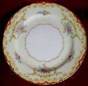 Picture of Noritake - Oradell 588 - Bread Plate