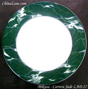 Picture of Mikasa - Carrera Jade LAD17 - Salad Plate