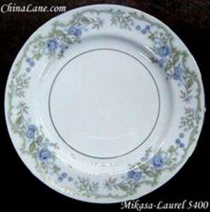 Picture of Mikasa - Laurel 5400 - Bread Plate