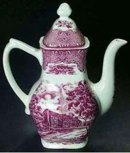 Picture of Grindley - English Country Inn ~ Pink - Coffee Pot