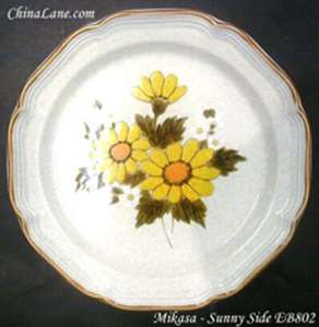 Picture of Mikasa - Sunny Side EB802 - Cup and Saucer