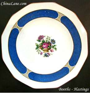 Picture of Booth's - Hasting - Oval Bowl