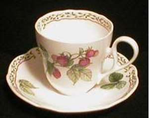 Picture of Noritake - Royal Orchard 9416 - Oval Bowl