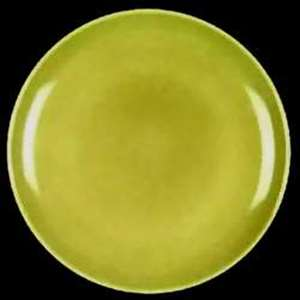 Picture of Iroquois - Casual~ Avacado Yellow - Dinner Plate