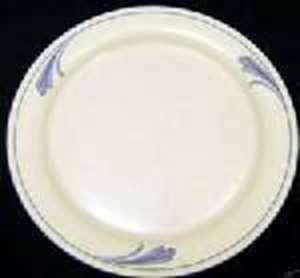 Picture of Lenox - Blue Brush Strokes - Dinner Plate