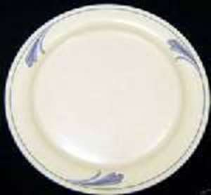 Picture of Lenox - Blue Brush Strokes - Cup and Saucer