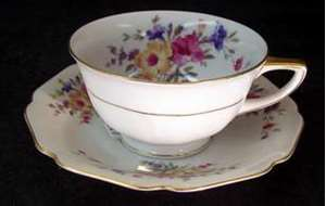 Picture of Heinrich - Strasbourg - Cup and Saucer