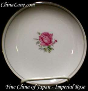 Picture of Fine China of Japan - Imperial Rose 6702 - Bread Plate