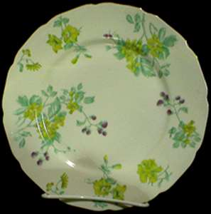 Picture of Black Knight - Catawba - Bread Plate