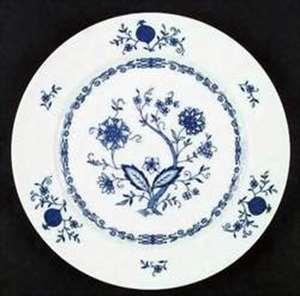 Picture of Christina - Dresden Classics ~ Blue - Saucer