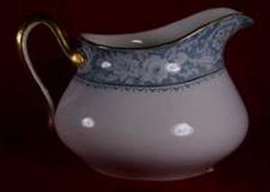 Picture of Johnson Brothers - Henley ~ Blue - Creamer