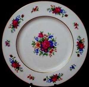 Picture of Lenox - Lenox Rose - Salad Plate