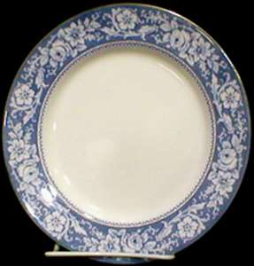 Picture of Johnson Brothers - Henley ~ Blue - Dessert Bowl