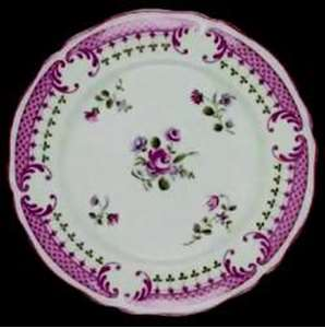 Picture of Meakin, Alfred - Lowestoft - Dinner Plate