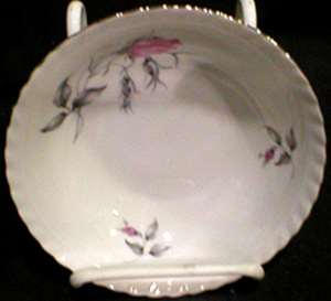 Picture of Bohemian - Theresa (Platinum/Scalloped) - Dessert Bowl