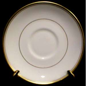 Picture of Noritake - Waverly ~ Gold - Cream Soup Saucer