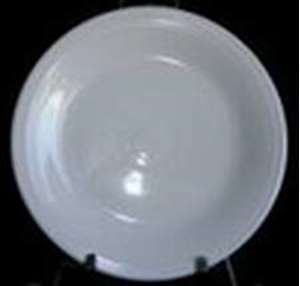 Picture of Homer Laughlin - Fiesta ~ White - Pasta Bowl