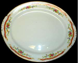 Picture of Homer Laughlin - N301 - Platter~Medium