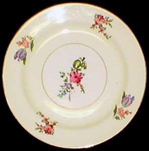 Picture of Household Institute - Priscilla (Cream Rim) - Bread Plate