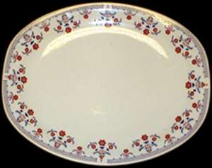 Picture of Johnson Brothers - Danube - Platter