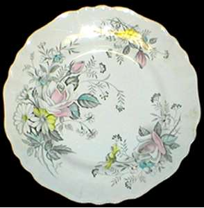 Picture of Meakin, J.G. - Old World Charm - Dinner Plate