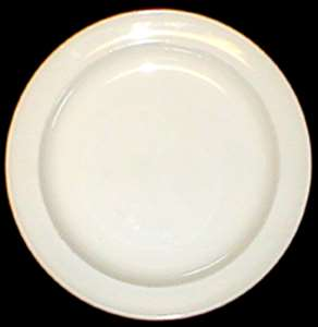 Picture of Meakin, J.G. - White Ice - Dessert Plate