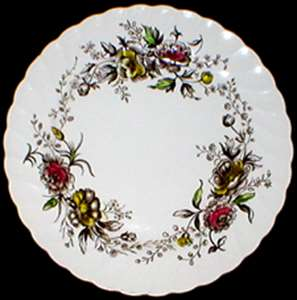 Picture of Woods, Enoch - Summer Spray - Dinner Plate