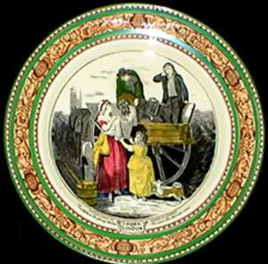 Picture of Adams - Cries of London - Dinner Plate