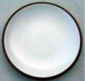Picture of Dansk - Santiago White (Beige Background) - Dinner Plate