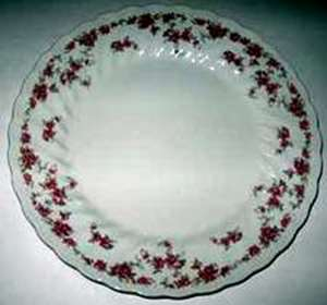 Picture of Franciscan - Bride's Bouquet - Bread Plate