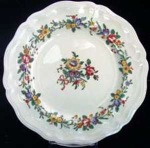 Picture of Royal Doulton - Leighton D6164 - Dinner Plate