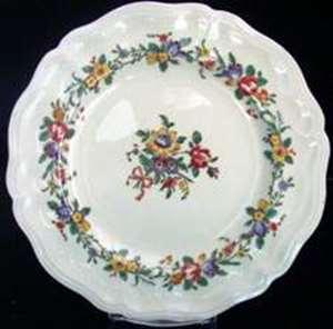 Picture of Royal Doulton - Leighton D6164 - Dessert Bowl