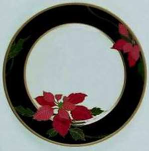 Picture of Mikasa Christmas Eve L3467 - Cake Plate and Server