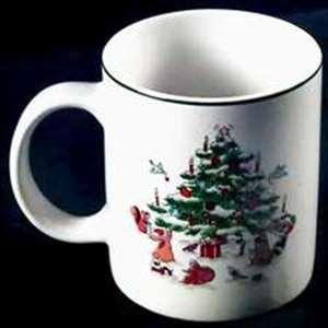 Picture of Ming Pao - Woodland Christmas - Mug
