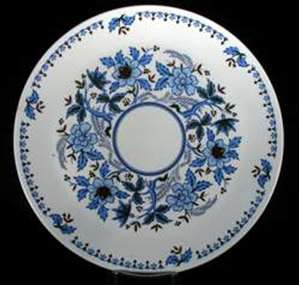Picture of Noritake - Blue Moon 9022 - Bread Plate