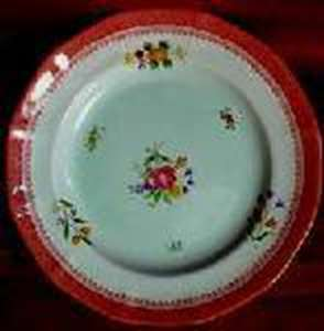 Picture of Adams - Lowestoft~Older - Luncheon Plate