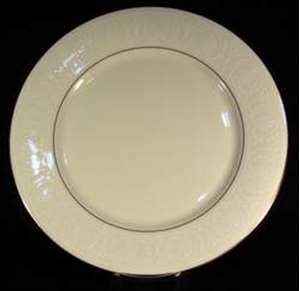 Picture of Lenox - Courtyard Gold - Dinner Plate