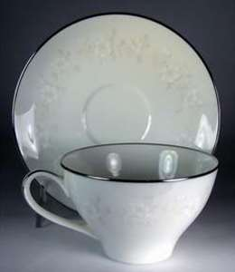 Picture of Noritake - Patrice 6901 - Cup and Saucer