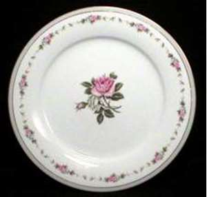 Picture of Noritake - Reverie 5431 (Gold Trim) - Dinner Plate