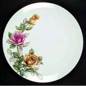 Picture of Empress~Japan - Roseville 1001 - Dinner Plate