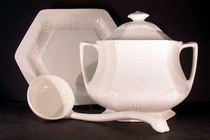 Picture of Adams - Empress White - Tureen
