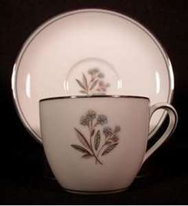 Picture of Noritake - Bessie 5788 - Demitasse Cup and Saucer
