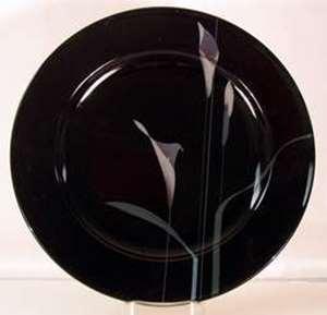 Picture of Mikasa - Opus Black FK701 - Dinner Plate