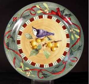Picture of Lenox - Winter Greetings~Everyday - Dinner Plate