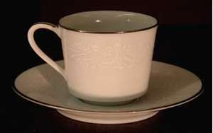 Picture of Noritake - Reina 6450Q - Demitasse Cup and Saucer