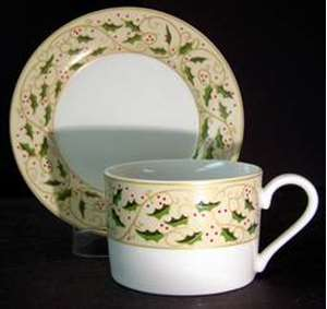 Picture of Gibson - Royal Holly - Cup and Saucer