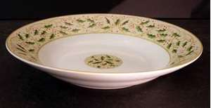 Picture of Gibson - Royal Holly - Soup Bowl